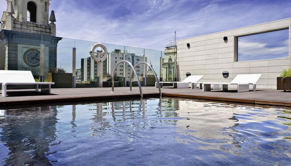 piscina hotel alfonso